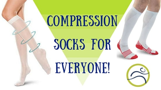 October Compression Stockings