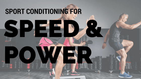 SPORT CONDITIONING FOR