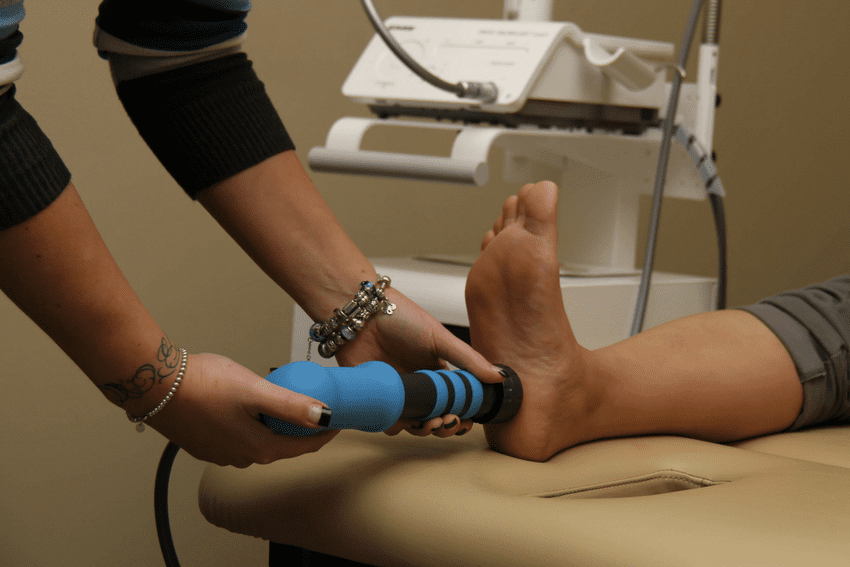 radial shockwave therapy - leduc physio